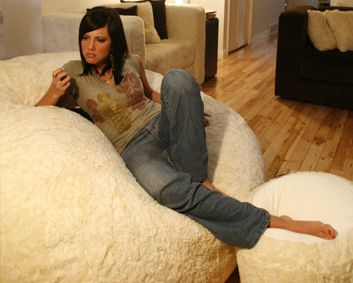 Two Person Adult Bean Bag Chair Moviesac Products I