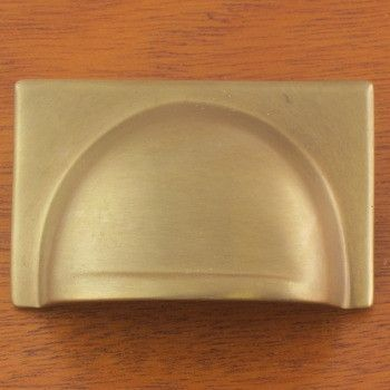 Horton Brasses Queslett Bin Pull - 2 1/2 in.