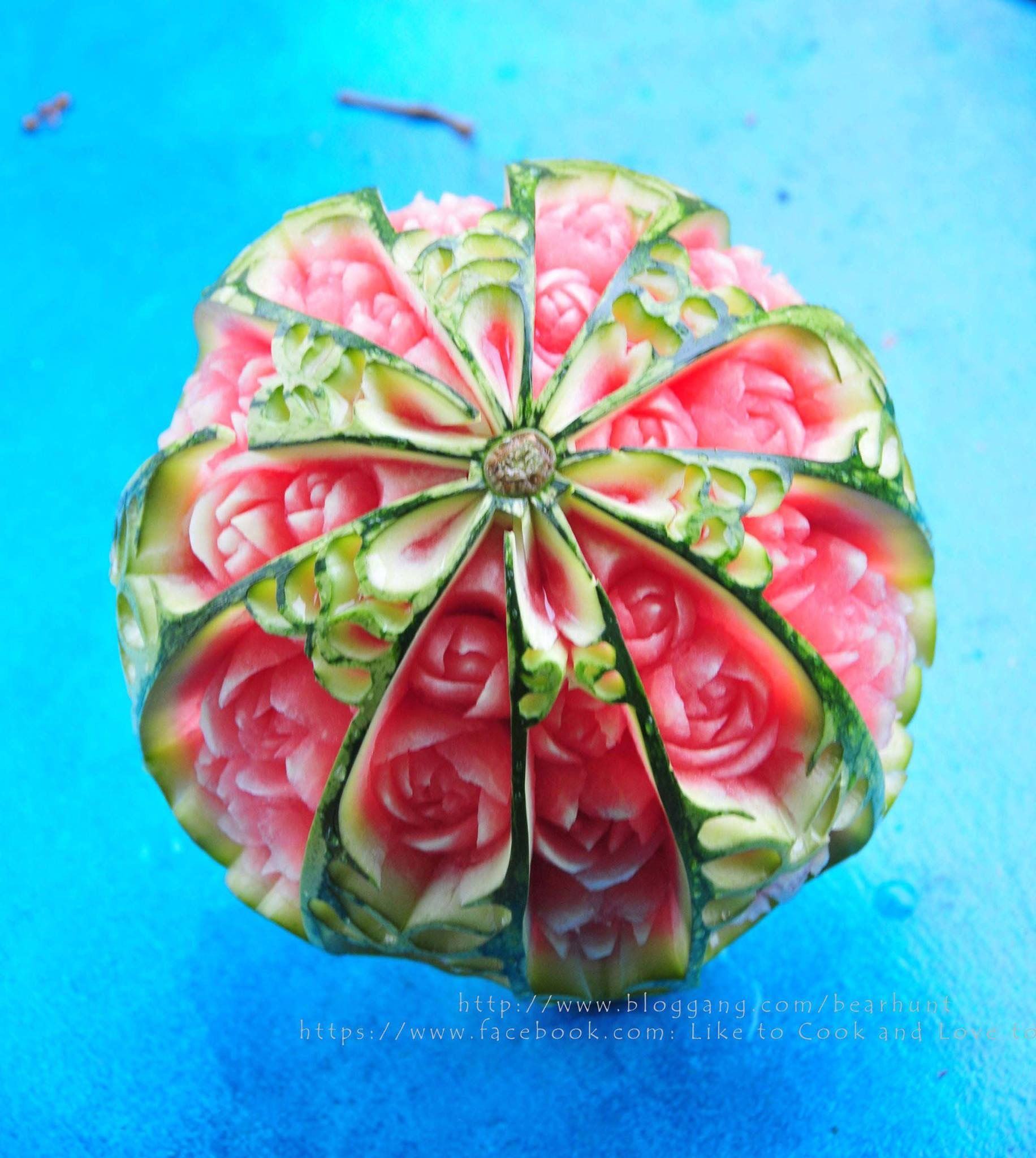 Watermelon carving food art pinterest watermelon carving and