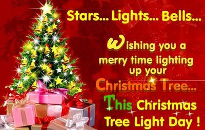 Advance Merry Christmas Messages Merry Christmas Message Christmas Tree Lighting Christmas Messages