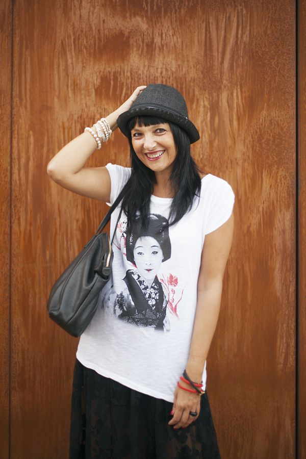 smilingischic, fashion blog, t-shirts, made in italy, Automastyle, t-shirt con geisha