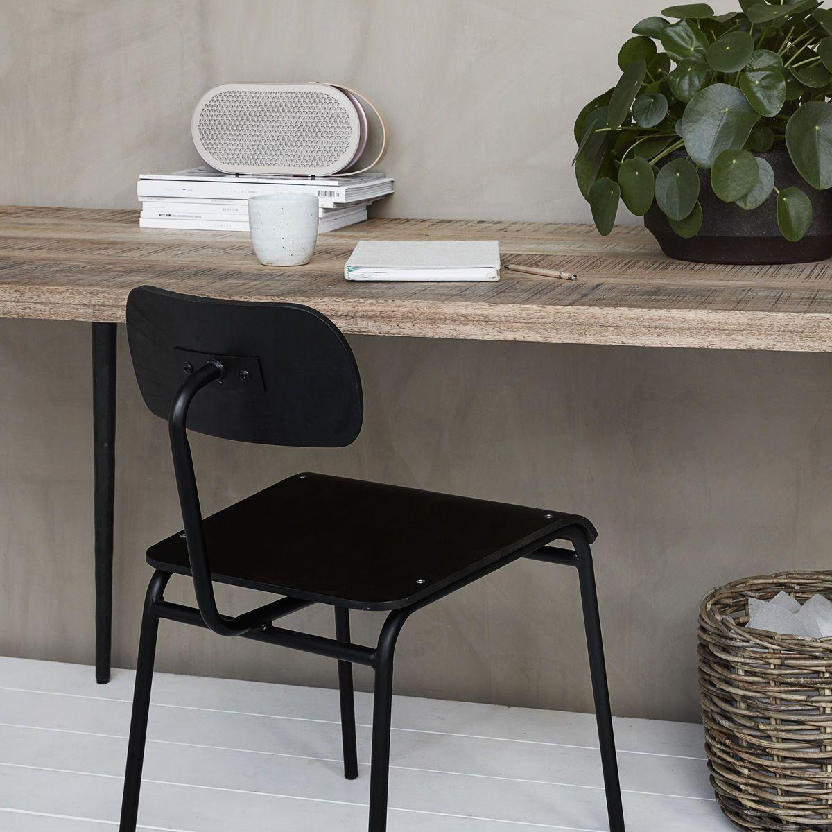 House Doctor Shop Dining Inspiration ChairSchoolBlackKk rtdsxhQC