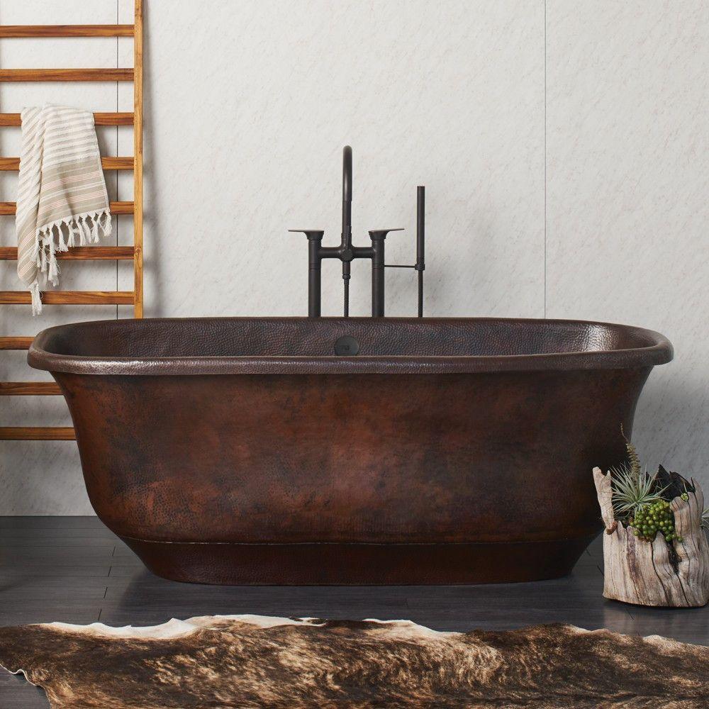 Santorini Decoratively Speaking Farmhouse Bathtubs Soaking Bathtubs Bathroom