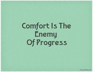 comfort zone betekenis