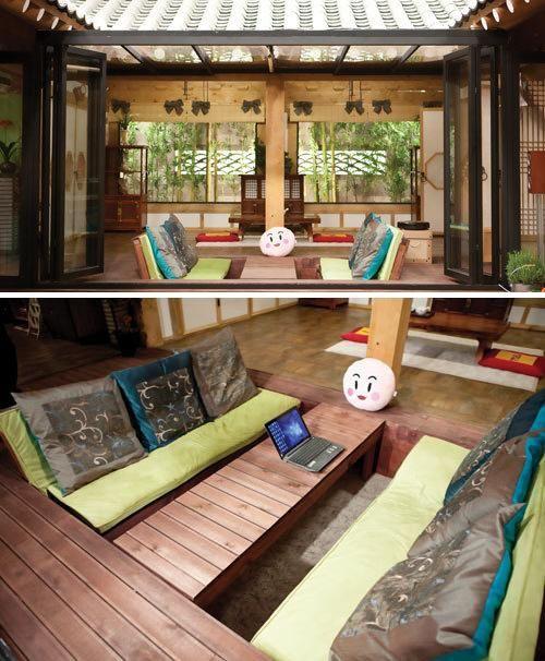 Korean Home Decor: Sanggojae: Park Gae In's Hanok In Personal Taste