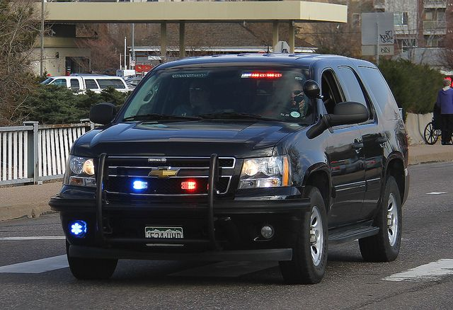 Unmarked Chevy Tahoe Police Cars Tactical Truck Emergency Vehicles
