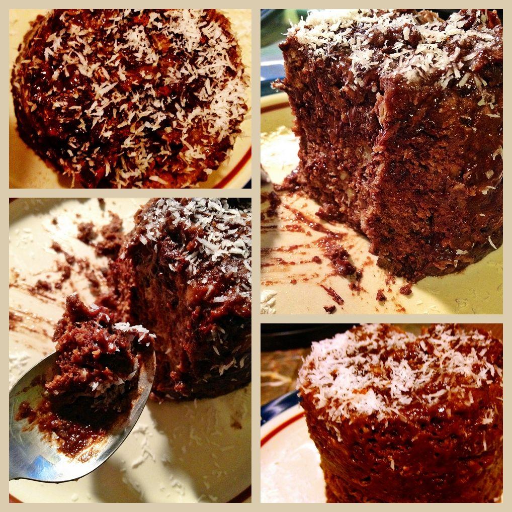 The best Nutella chocolate mug cake I have made so far ...