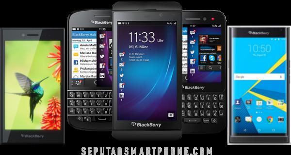 Gambar Smartphone Blackberry Semua Tipe Terbaru | Smartphone