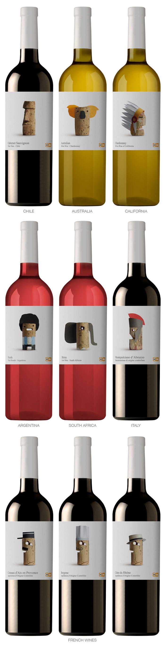 Wines Of The World Etiquette Bouteille De Vin Bouteille De Vin Etiquette De Vin