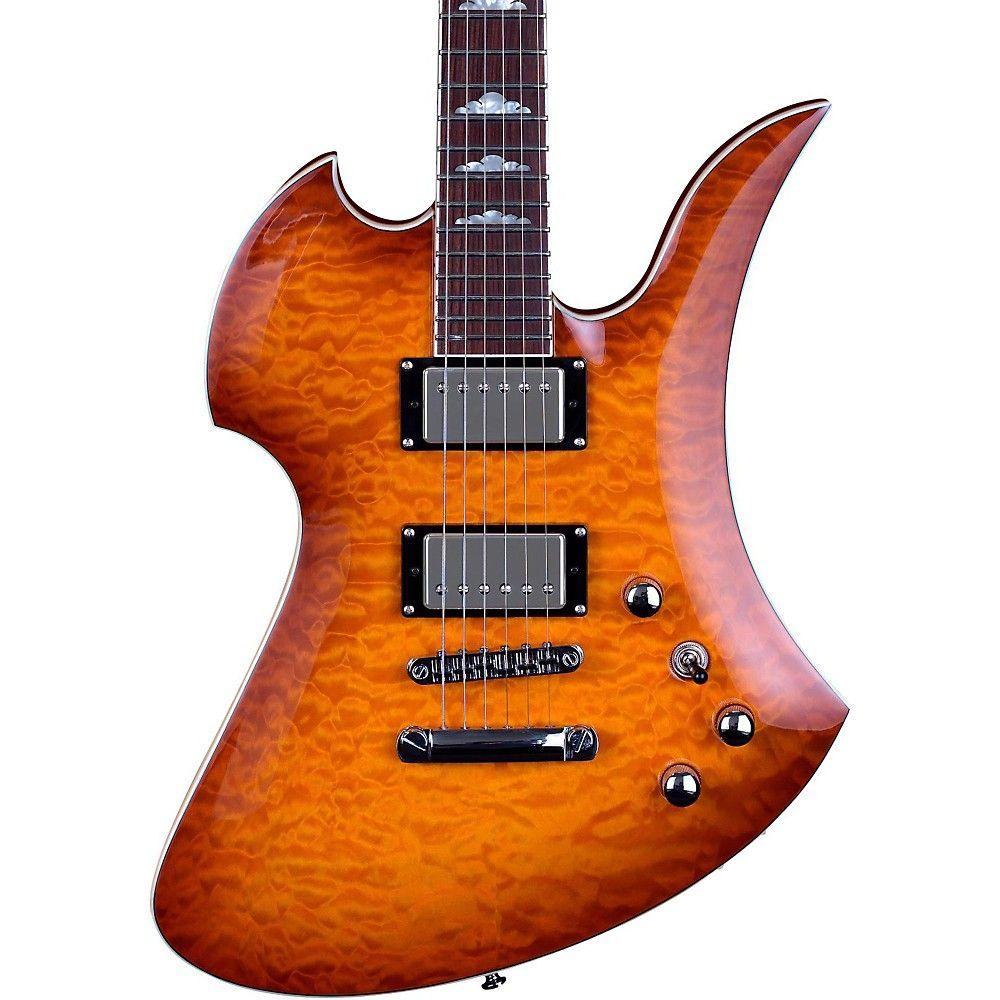Bc rich mockingbird set neck electric guitar guitar