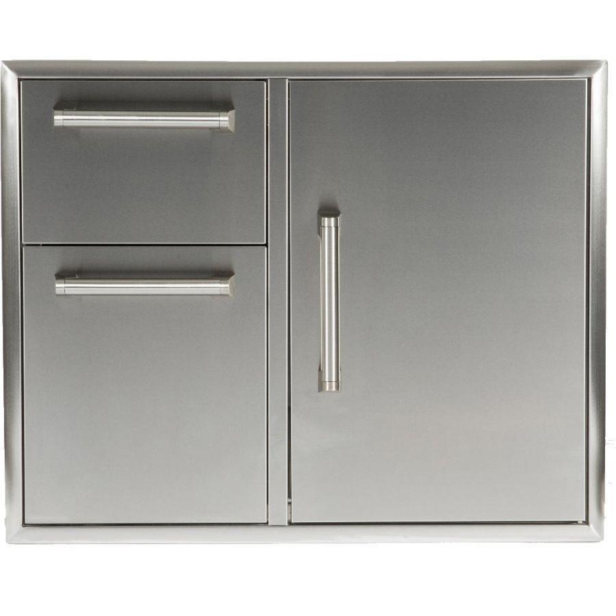Outdoor Kitchen Storage Units