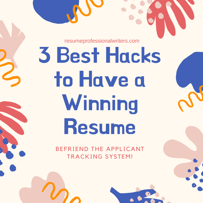 Resume Screening Hacks To Make Your Resume Ats Friendly Resume Tips Resume Tracking System