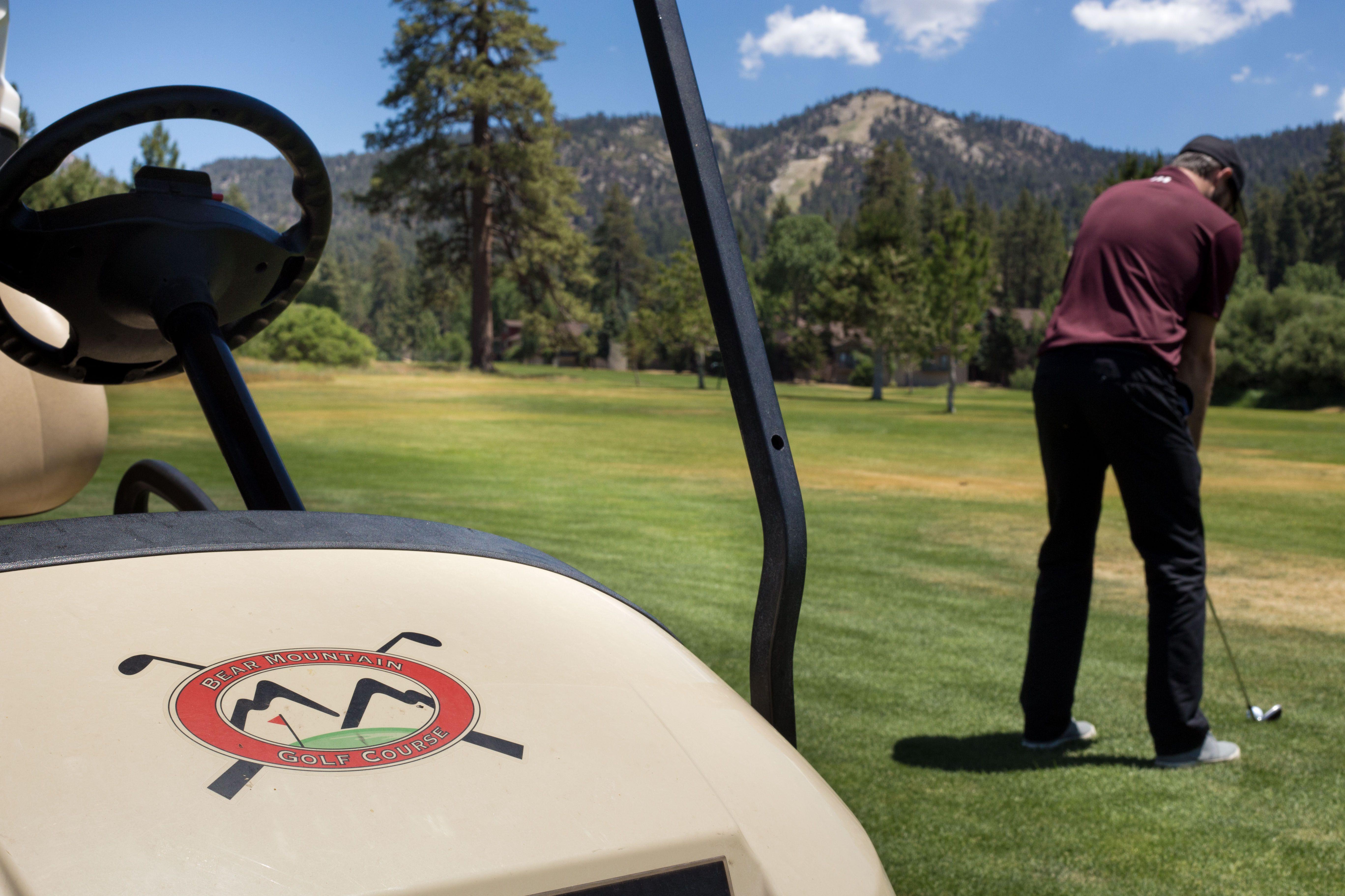 39++ Big bear mountain golf course ideas in 2021