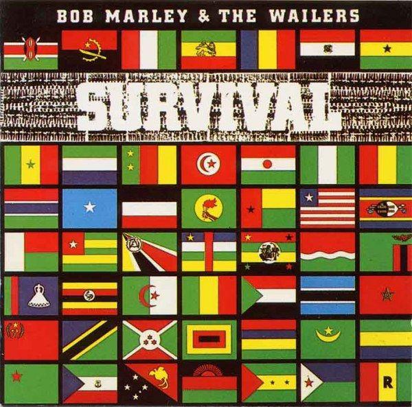 Survival An Album By Bob Marley Amp The Wailers Released October 2 1979 On Island Catalog No Ilps 9542 Vin Album Musique Pochette Album Pochette Vinyle