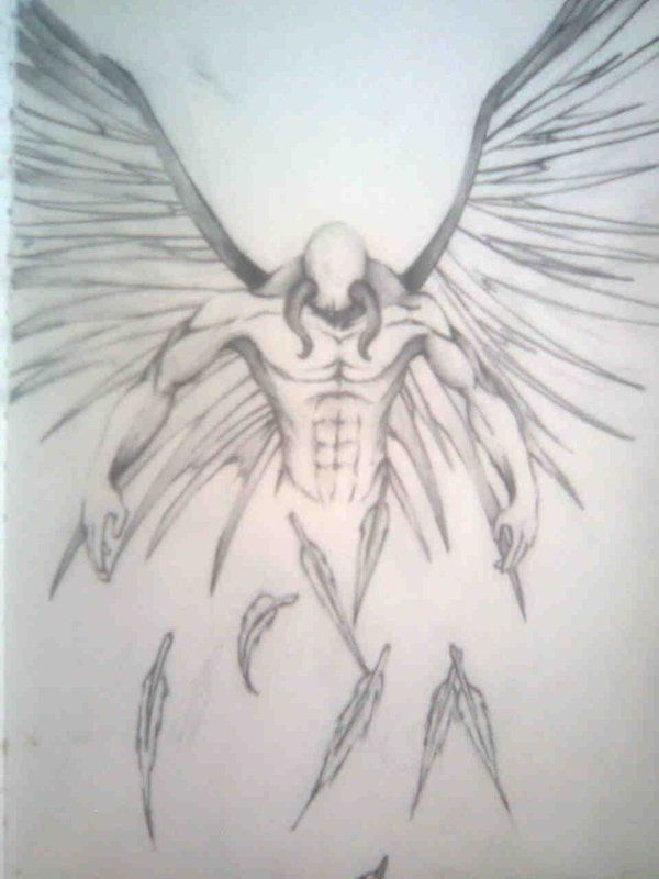 Fallen Angel Fallen Angel Tattoo Angel Tattoo Men Angel Tattoo Drawings