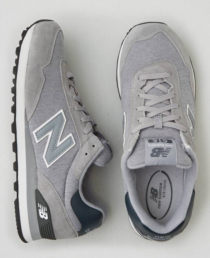 AEO New Balance 515 Sneakers, Men's, Grey | Zapatos grises ...