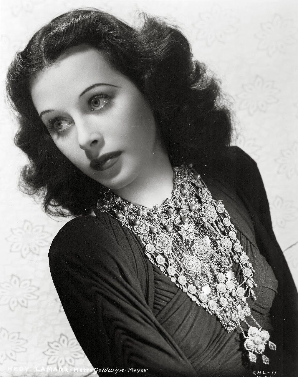 Hedy Lamarr Hedy Lamarr Glamour Hollywood Glamour