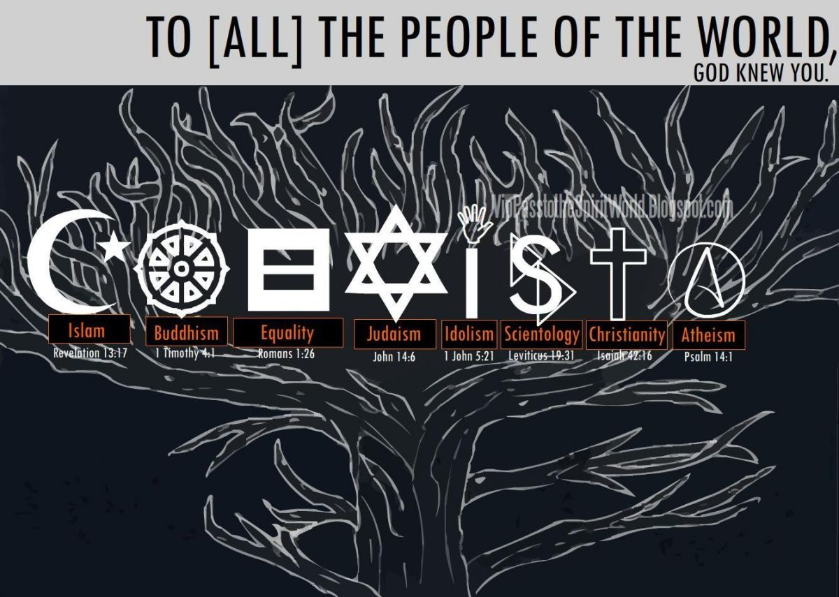 Coexist Meaning Google Search Global Impact Pinterest