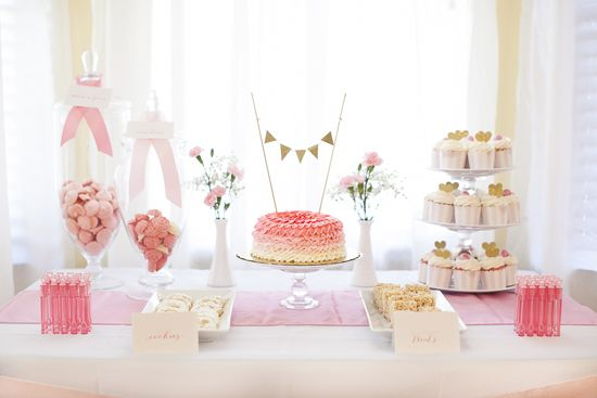 Pink and White Party