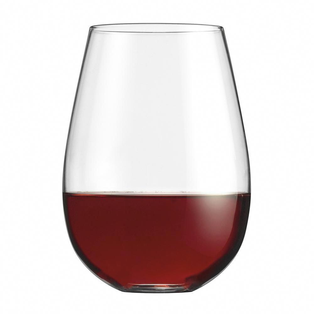 Cuisinart Stemless Red Wine Glasses Set Of 4 Redwineglasses Red Wine Red Wine Drinks Red Wine Glasses