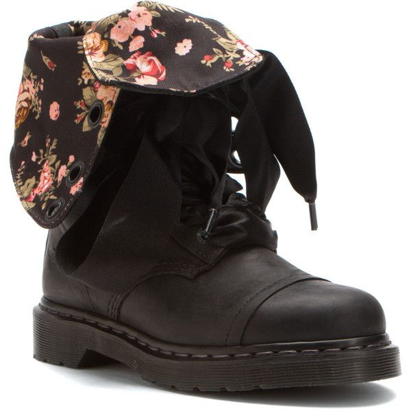6a45a35166b Dr. Martens Women s Triumph 1914 14 Boots ( 155) ❤ liked on Polyvore  featuring