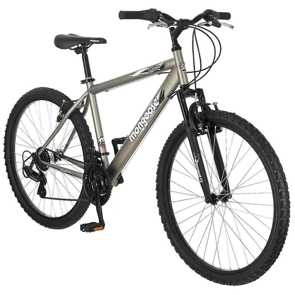 "Adult Male Mountain Bike 18 Speed Roadmaster 26/"" Granite Peak Black and Blue"