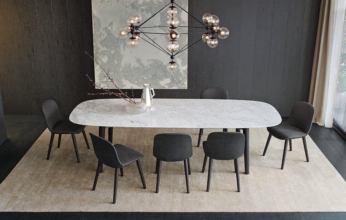 Plain natural arredamento tavolo marmo tavoli e