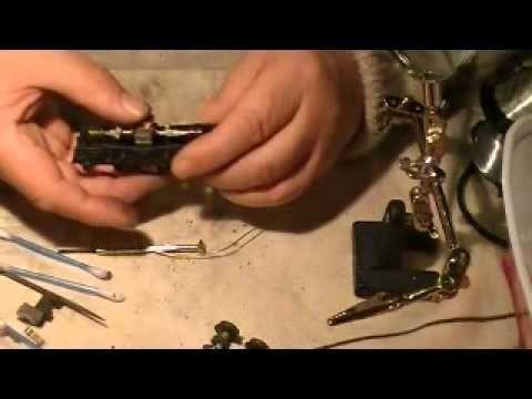 Model Train Maintenance Lubrication - YouTube model trains
