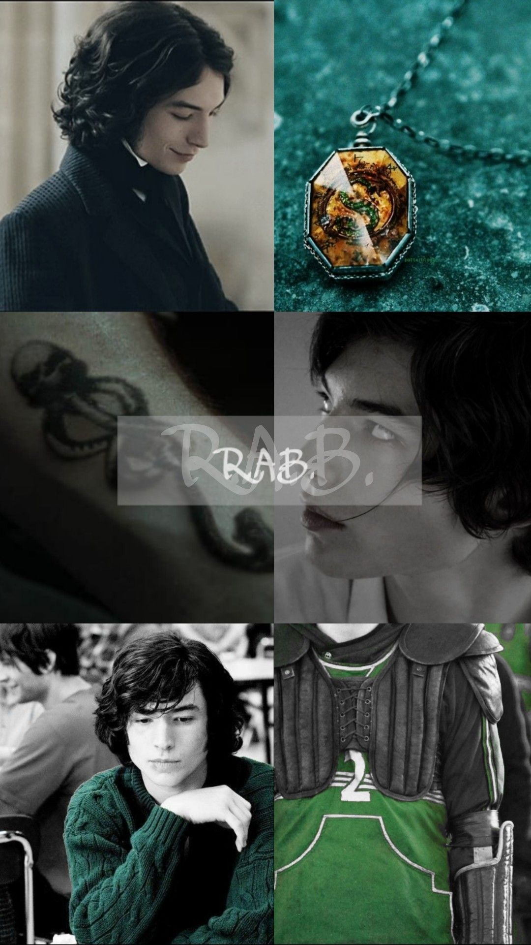 Regulus Arcturus Black Slytherin Aesthetic Regulus Black Harry Potter