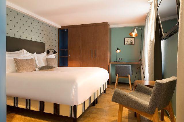 Hotel Meyerhold París Con El Encanto De Los Años 30 París Hoteles Con Spa Hotel