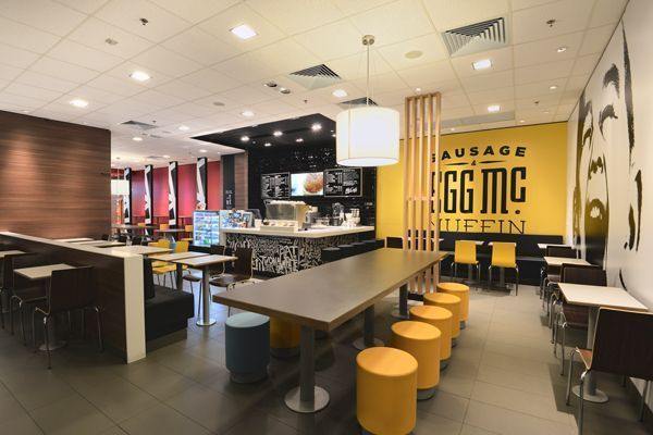 Discover Our Restaurant Design :: McDonald's Hong Kong   -