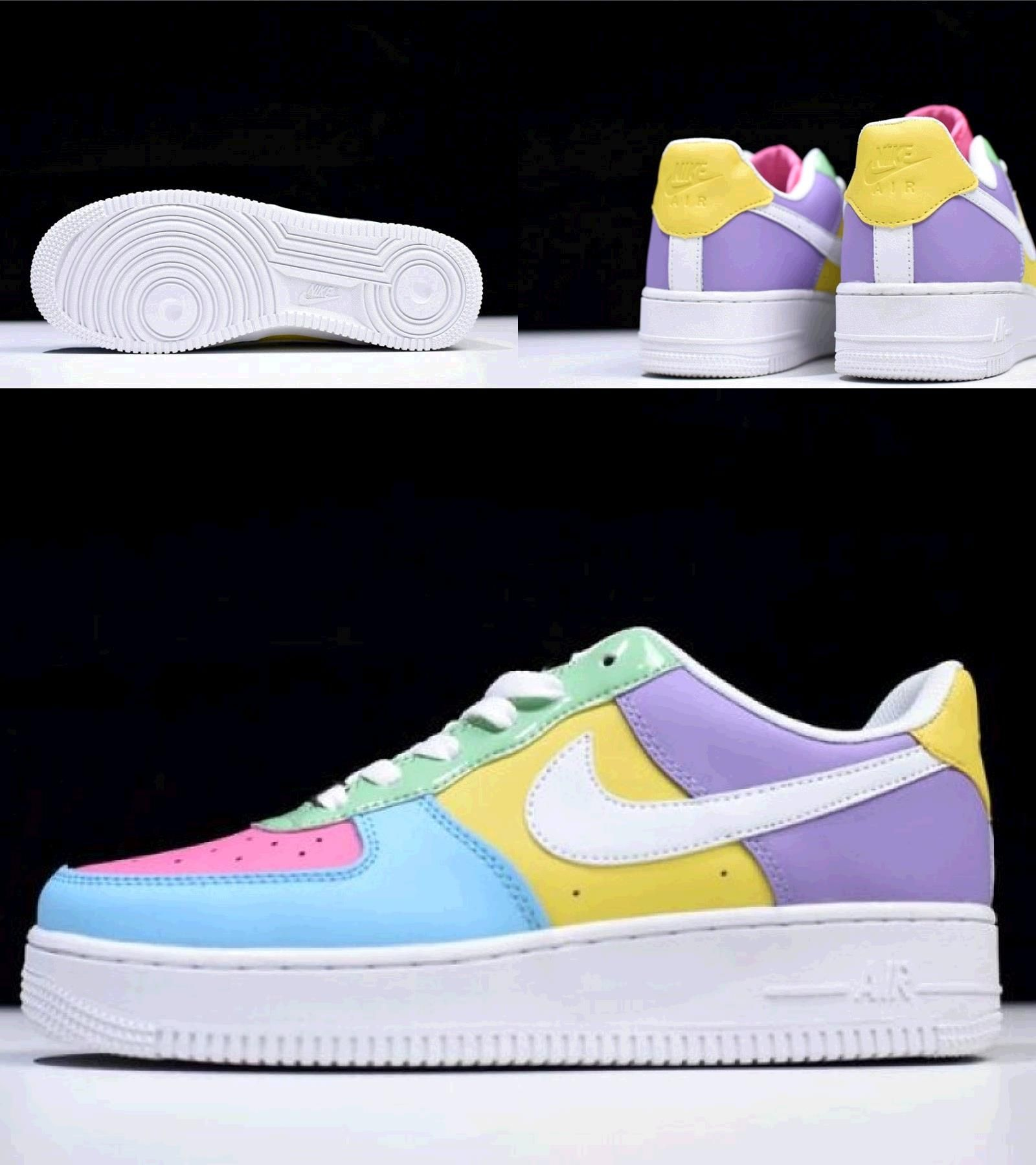 """New Arrival New Nike Air Force 1 Low """"Candy"""" AH596728033"""