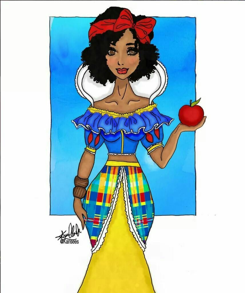 Disney Princess, Black