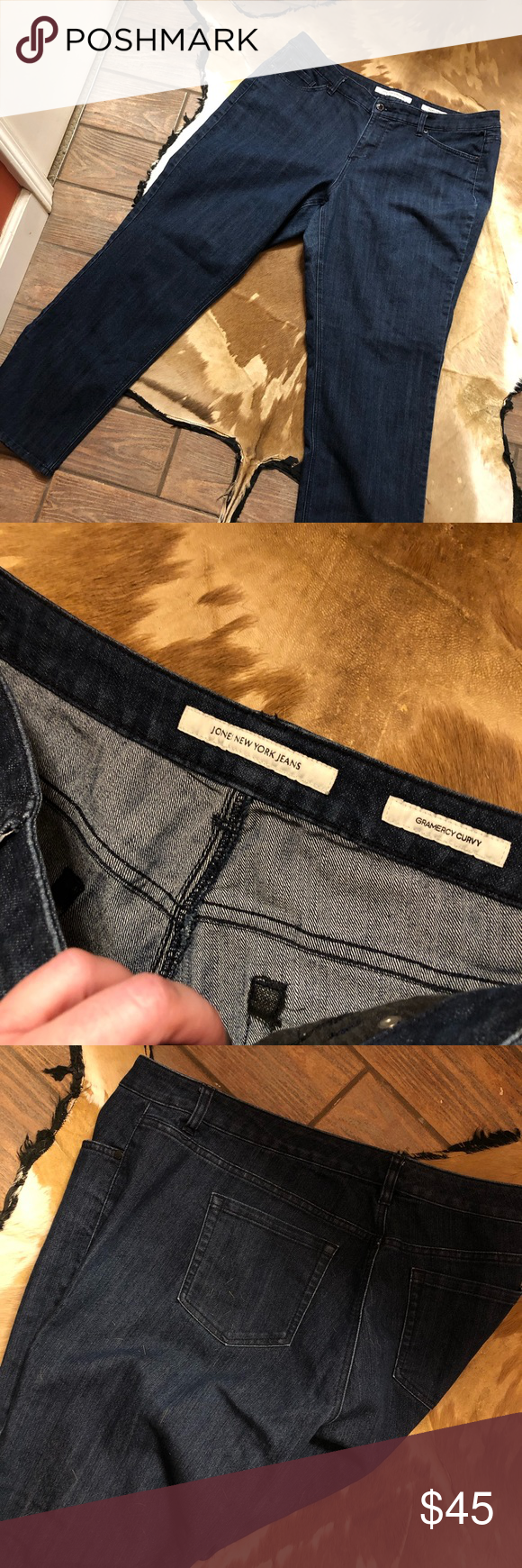Jones New York 18w Jeans 🧜♀️ Jones new york, Fashion