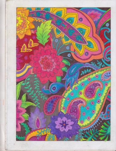 from our paisley designs coloring book coloringbooks dover coloring books http