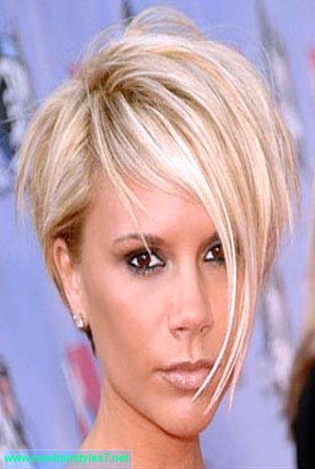 Short Choppy Hairstyles for Women   ... thin hair styles ...