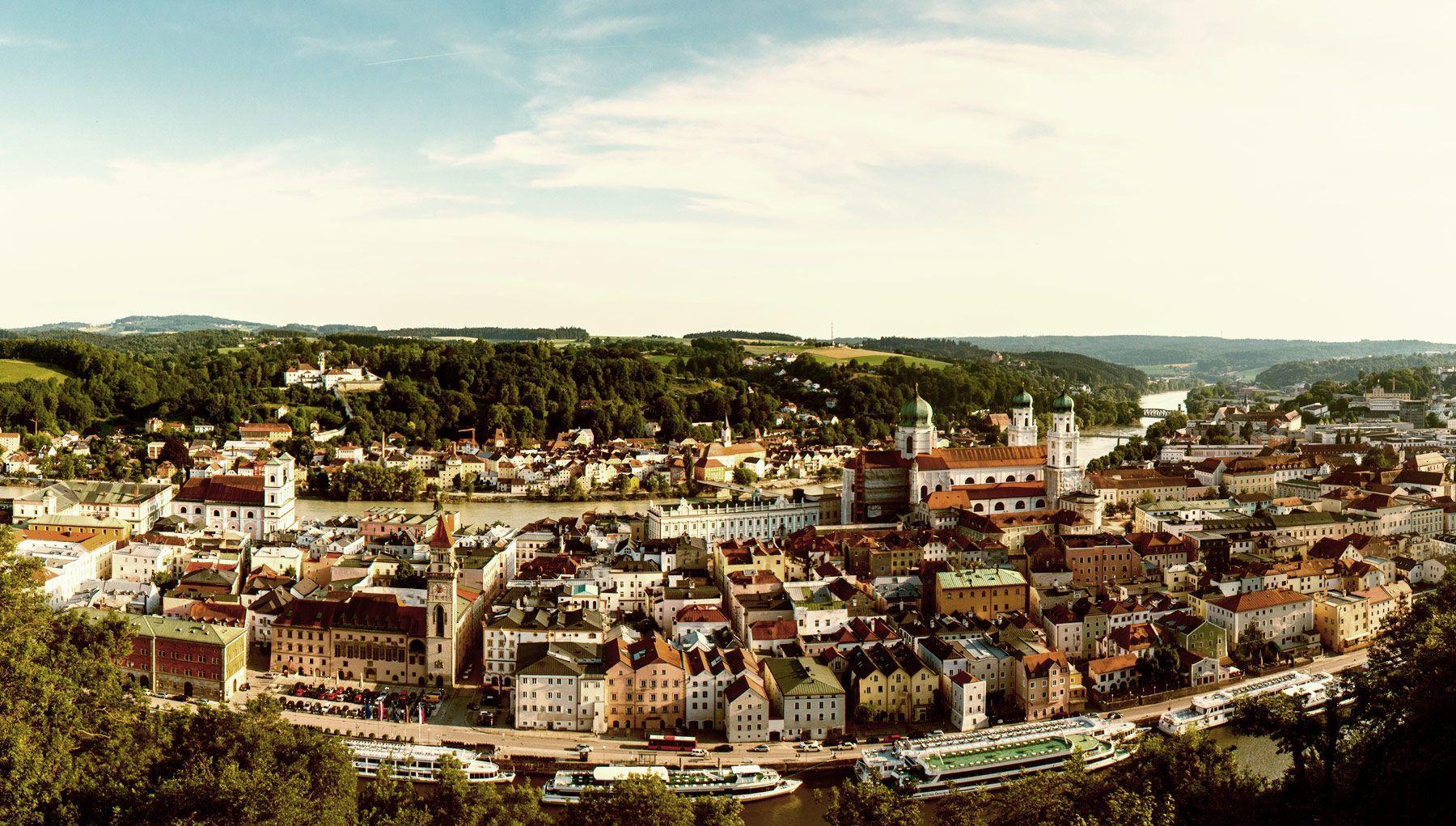 Start Das Oberhaus In Passau Speisekarte Karten Passau