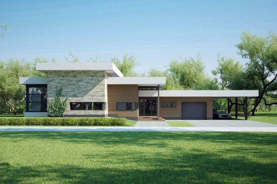 Lovely Casas De Un Solo Piso   Google Search | Casa Ideal | Pinterest | Pisos,  Casas Y Casa Minimalista
