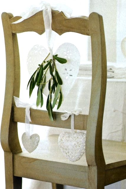 Beautiful Olive Branch Decoration