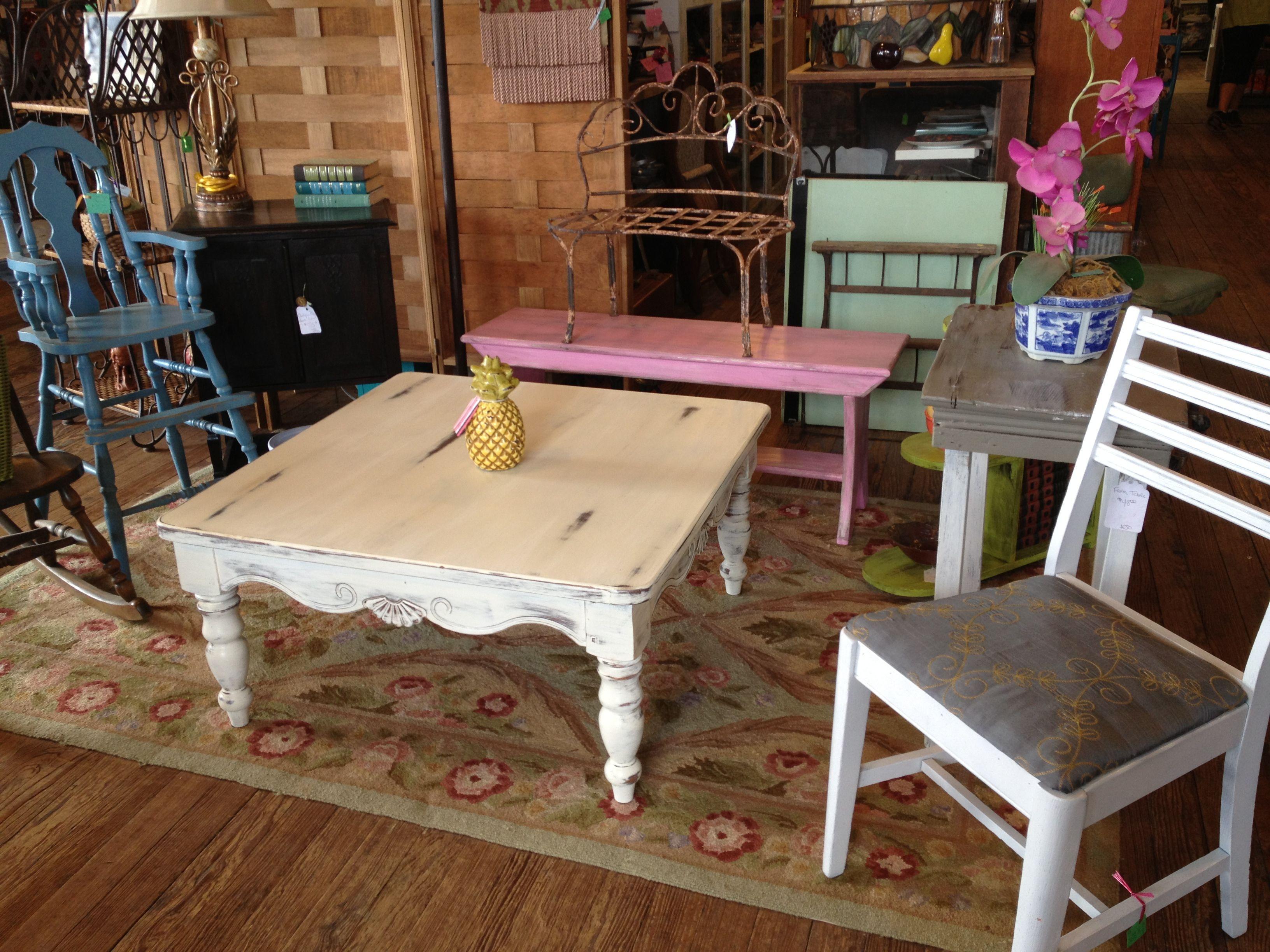 Big white square coffee table coffee table square