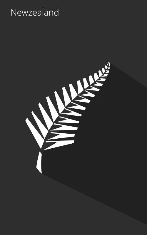New Zealand Cricket Symbol