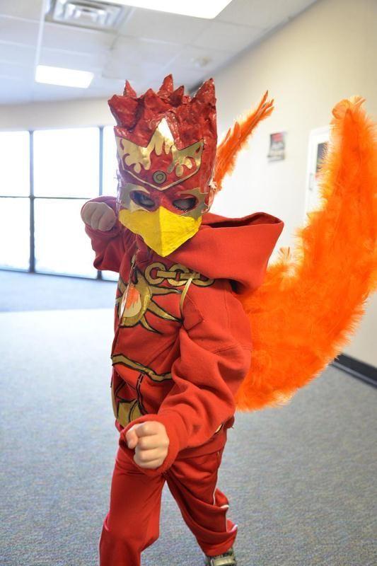 Chima Halloween Costumes