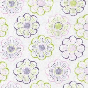 Floral Quilting Fabric Australia, Blossom | Black Tulip Quilts  ... : quilting supplies australia - Adamdwight.com