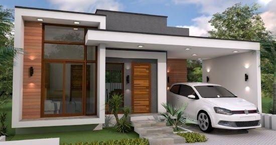 Model Teras Rumah Keren  lingkar warna 15 inspirasi desain rumah minimalis dengan