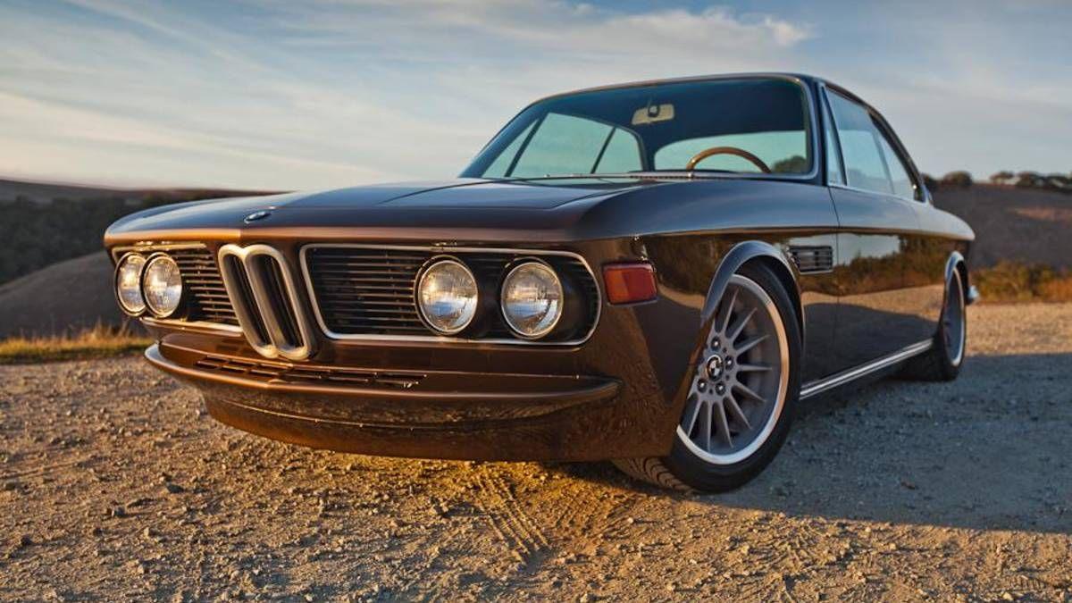 Revolution No. E9 Cole Foster's BMW 2800CS Bmw, Bmw