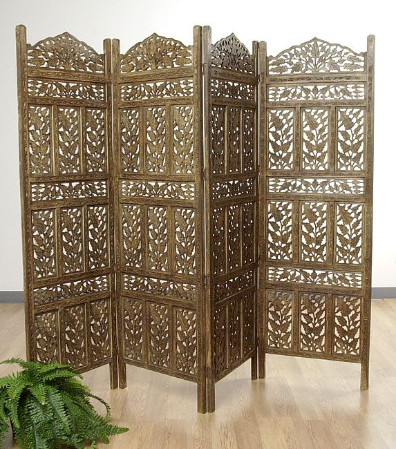 Carved room divider home decor pinterest room for Room divider art