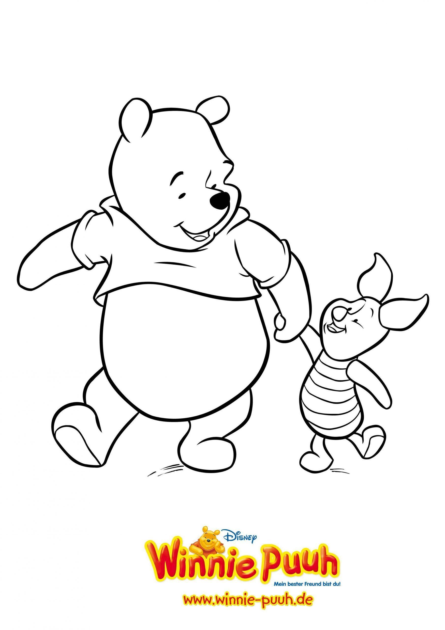 Winnie Pooh Ia Malvorlagen