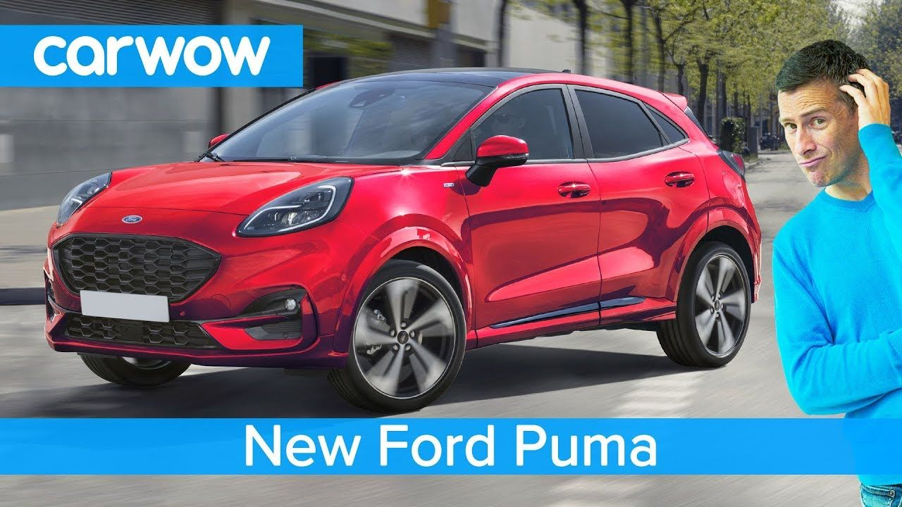 The Ford Puma Is Back But Not As You Hoped This Is The All New
