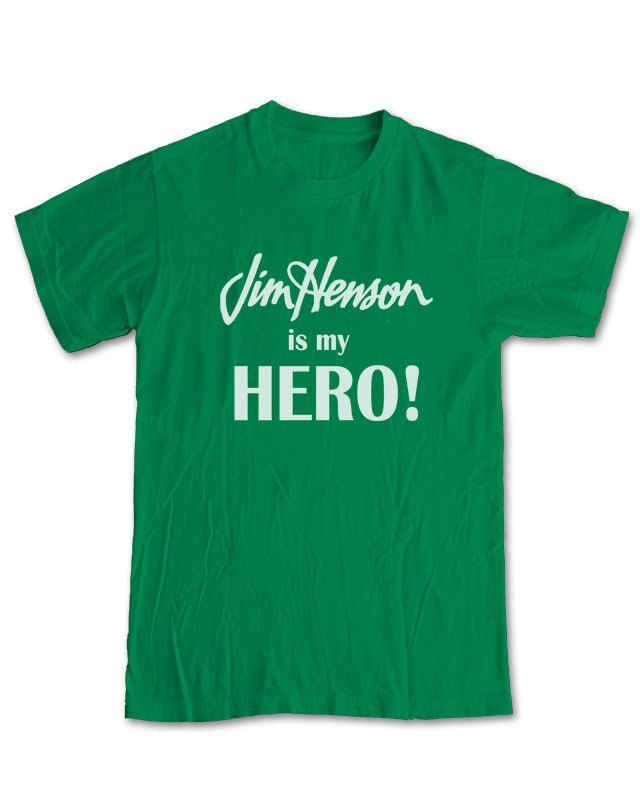 Keep Calm And Movin Right Along The Muppets: JIM HENSON Is My Hero T-Shirt