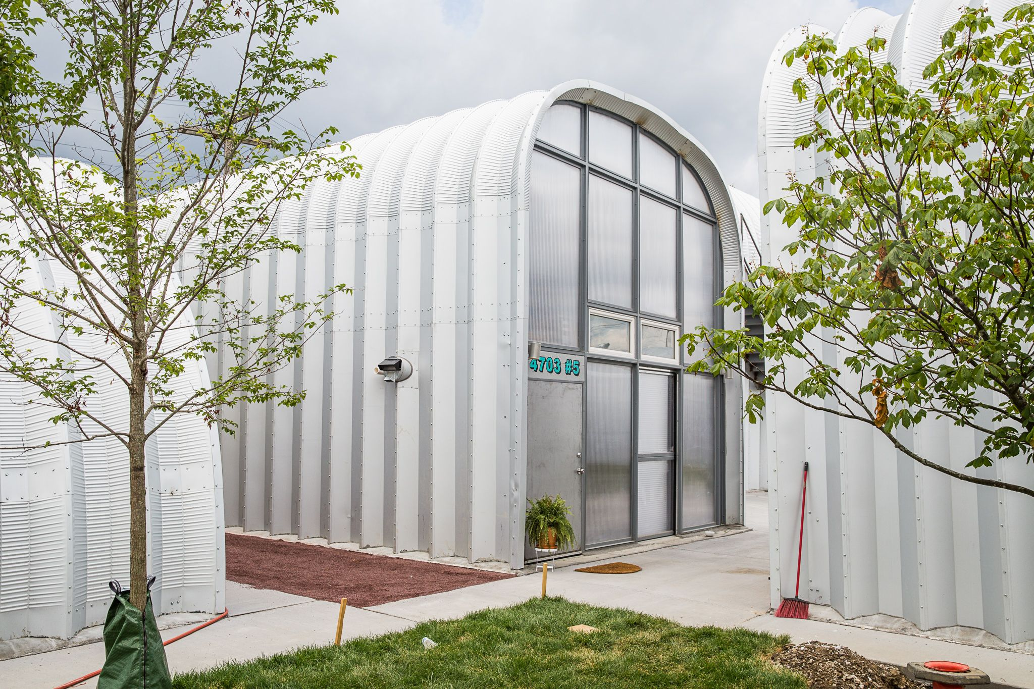 True North, a Quonset hut community, opens for residents   Pinterest ...